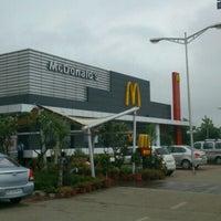 Photo taken at McDonalds - Drive Thru by Madhav K. on 8/19/2012