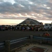 Photo taken at Mac's Seafood Wellfleet Pier by Douglas C. on 8/5/2011