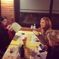 Photo taken at Pizzeria Grotta Azzurra 1 by Stefano S. on 1/28/2012