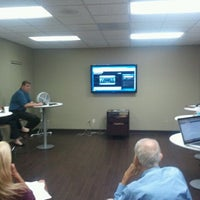 Photo taken at Coldwell Banker by Michael B. on 10/11/2011