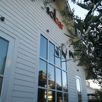 Photo taken at Solbar at Solage Calistoga by SoyeonKimberly K. on 9/9/2012