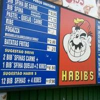 Photo taken at Habib's by Rodrigo A. on 9/28/2011