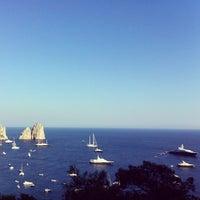 Foto scattata a Marina Piccola di Capri da Nalden il 8/25/2012
