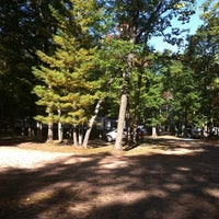Photo taken at Camp Mana Pine by Rica R. on 10/4/2011