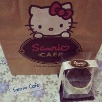 Photo taken at Sanrio Café by Mika on 3/28/2012
