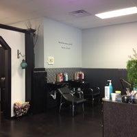 Photo taken at Jealous Hair Salon by Stacie W. on 8/7/2012