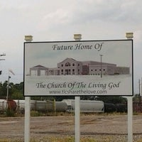 Photo taken at The Church Of The Living God by Brian B. on 8/4/2012