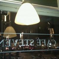 2/17/2012에 Christian S.님이 Café Stevens에서 찍은 사진
