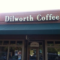 Photo taken at Dilworth Coffee House - The Original by Brannon W. on 9/8/2011
