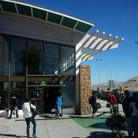 Photo taken at Aeropuerto El Loa (CJC) by Andrés A. on 5/3/2012