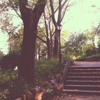 Photo taken at Morningside Park by Steff L. on 8/17/2012