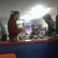 Photo taken at Hot Wheels Skating Center by Lab T. on 10/3/2011