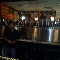 Photo taken at House of Beer by Rich K. on 10/25/2011