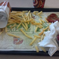 Photo taken at Burger King by Zach O. on 9/10/2011