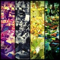 Photo taken at Mercato di via Fauche by Federico R. on 2/25/2012