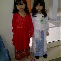 Photo taken at SD Bakti Mulya 400 by Sita M. on 4/24/2012