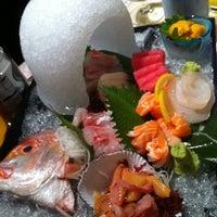 Photo taken at Kazu Sushi by Claudia L. on 5/6/2011
