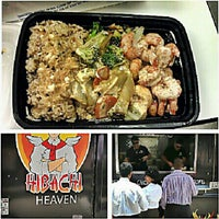 Photo taken at Hibachi Heaven by Nana B. on 7/3/2012