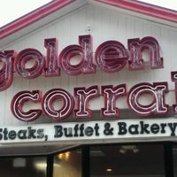 Photo taken at Golden Corral by GodMockingBitch on 8/11/2012