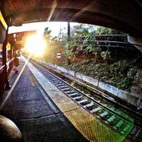 Photo taken at LIRR - Manhasset Station by John H. on 11/9/2011