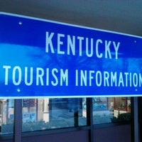 Photo taken at Kentucky Welcome Center by Alicia A. on 12/31/2011