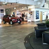 Photo taken at Co's BMW Center by Patrick B. on 5/23/2012