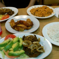Photo taken at Bonao Restaurant by La Loca M. on 11/8/2011