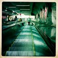 Photo taken at Metro Kamppi by Bea L. on 9/6/2011