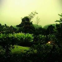 Photo taken at Pantharee Resort Krabi by Sergey K. on 1/30/2012