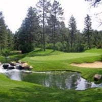Photo taken at Castle Pines Golf Club by Matthew W. on 5/31/2011