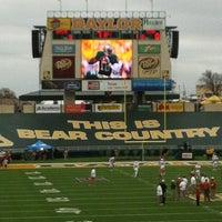Photo taken at Floyd Casey Stadium by Elaine P. on 12/3/2011