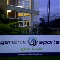Photo taken at GSG Academia Colombiana de Golf by Carlos H. on 11/4/2011