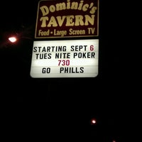 Photo taken at Dominic's Tavern by Greg G. on 9/13/2011