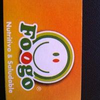 Photo taken at Foogo by Jose Rodolfo O. on 1/16/2012