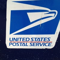 Photo taken at Post Office - Russian Jack Station by Gary M. on 5/30/2012