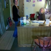 Photo taken at Balanced Body Work & Massage by Tim C. on 3/24/2012
