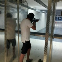 Photo taken at Hoover Tactical Firearms by Wade O. on 4/21/2012
