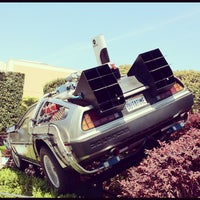 Photo taken at Back To The Future - The Ride by sprouse 6. on 5/19/2012