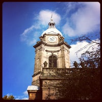 Photo taken at Birmingham Cathedral and Churchyard by Ploy P. on 10/22/2011