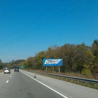 Photo taken at Alabama/Tennessee State Line by Sean D. on 10/17/2011