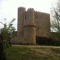 Foto tomada en Castillo De La Coracera por Pep H. el 3/31/2012