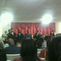 Photo taken at Iglesia adventista de colonias del prado by Darin G. on 8/11/2012