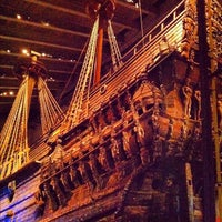 Photo taken at The Vasa Museum by Ilya S. on 5/6/2012