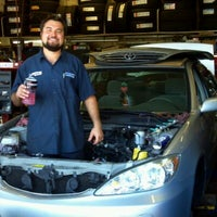 Photo taken at Ron's Discount Tires & Auto Repair by Ron P. on 10/17/2011