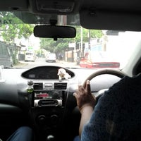 Photo taken at Jalan K.H. Wahid Hasyim by Deddy F. on 1/28/2012