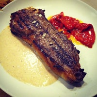 Photo taken at Restaurante Bingo Baskonia by La Visita C. on 4/21/2012