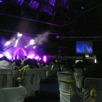 Photo taken at Indoor Stadium by Joohi P. on 5/27/2012