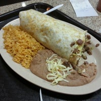 Photo taken at Taco Burrito King by Chris K. on 7/11/2012