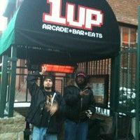 Photo prise au The 1up par Ffej K. le12/4/2011