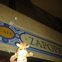 Photo taken at Cafe Zapopan by Nenita O. on 9/29/2011
